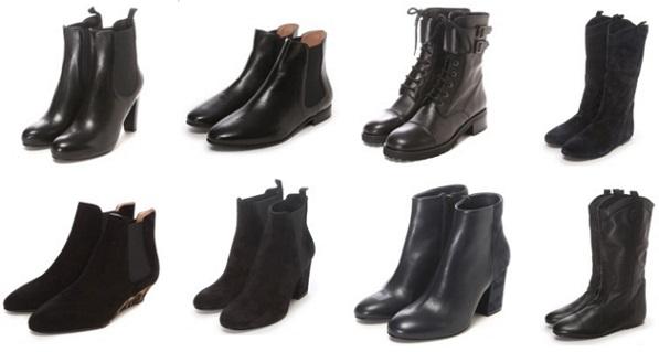 ファビオスルコーニの新作ブーツ