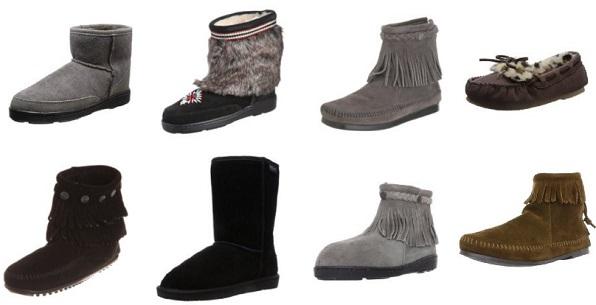 ミネトンカのブーツ セール情報