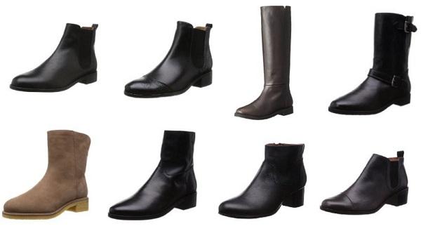 マーガレットハウエルの最新ブーツコレクション