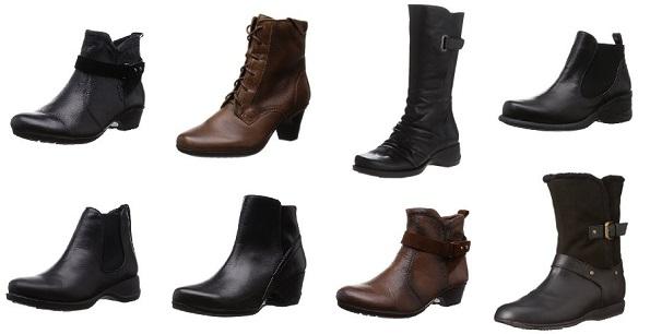 アラヴォンの最新ブーツコレクション