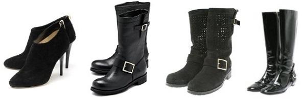 ジミーチュウのブーツコレクション2