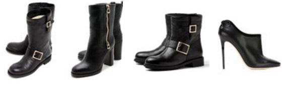 ジミーチュウのブーツコレクション3
