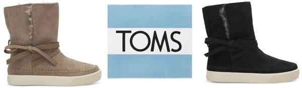 トムスのブーツ vista