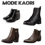 モードカオリのブーツ&ブーティ特集|店舗・通販・セール情報